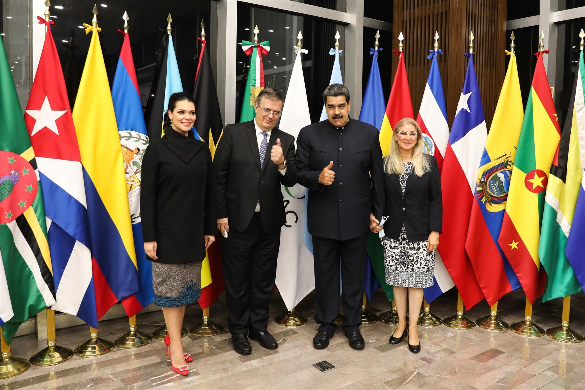Nicolás Maduro llega a la CDMX, participara en Cumbre CELAC – Noticieros  Televisa