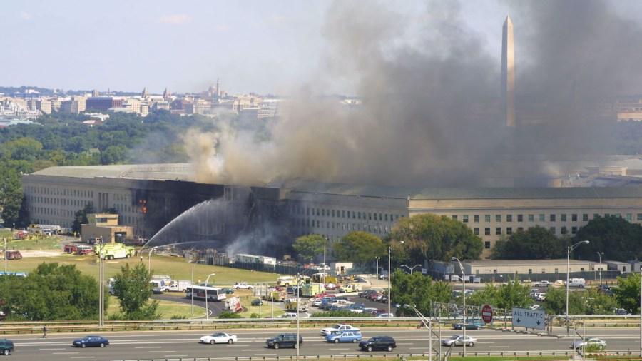Pentagono 11 de septiembre ataque terrorista