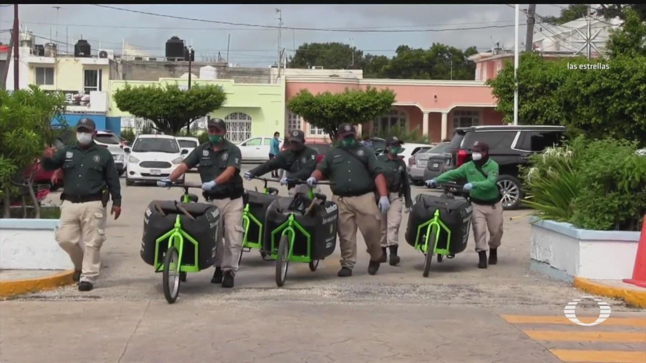 policia ecologica en yucatan