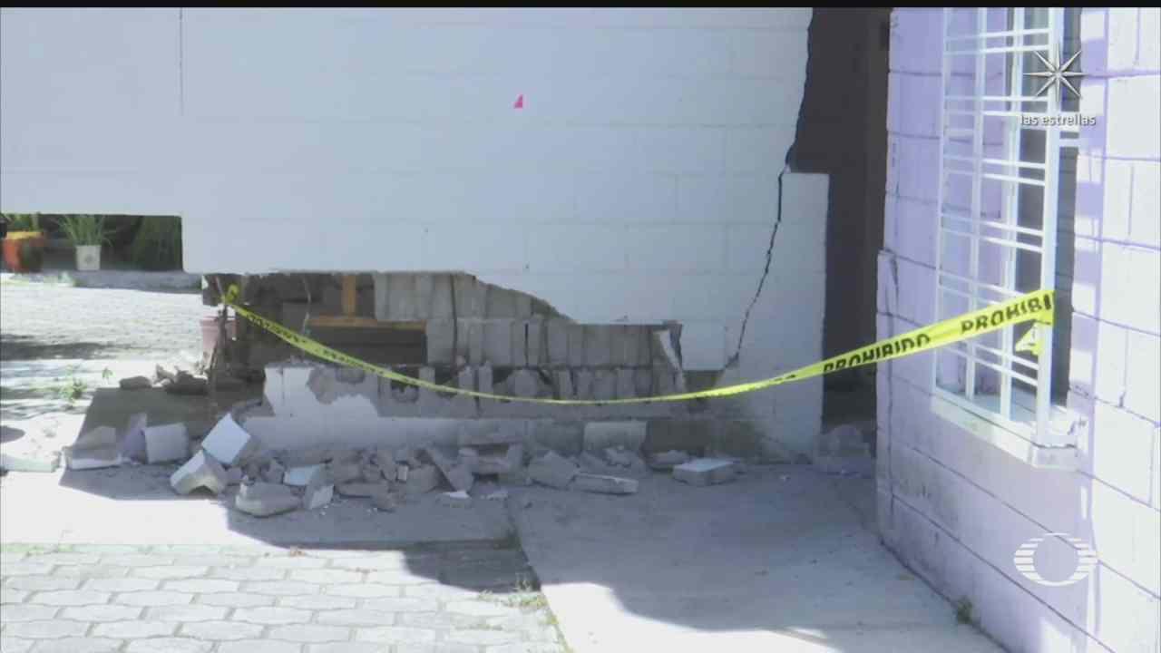 recuento de los danos en guerrero por sismo en acapulco