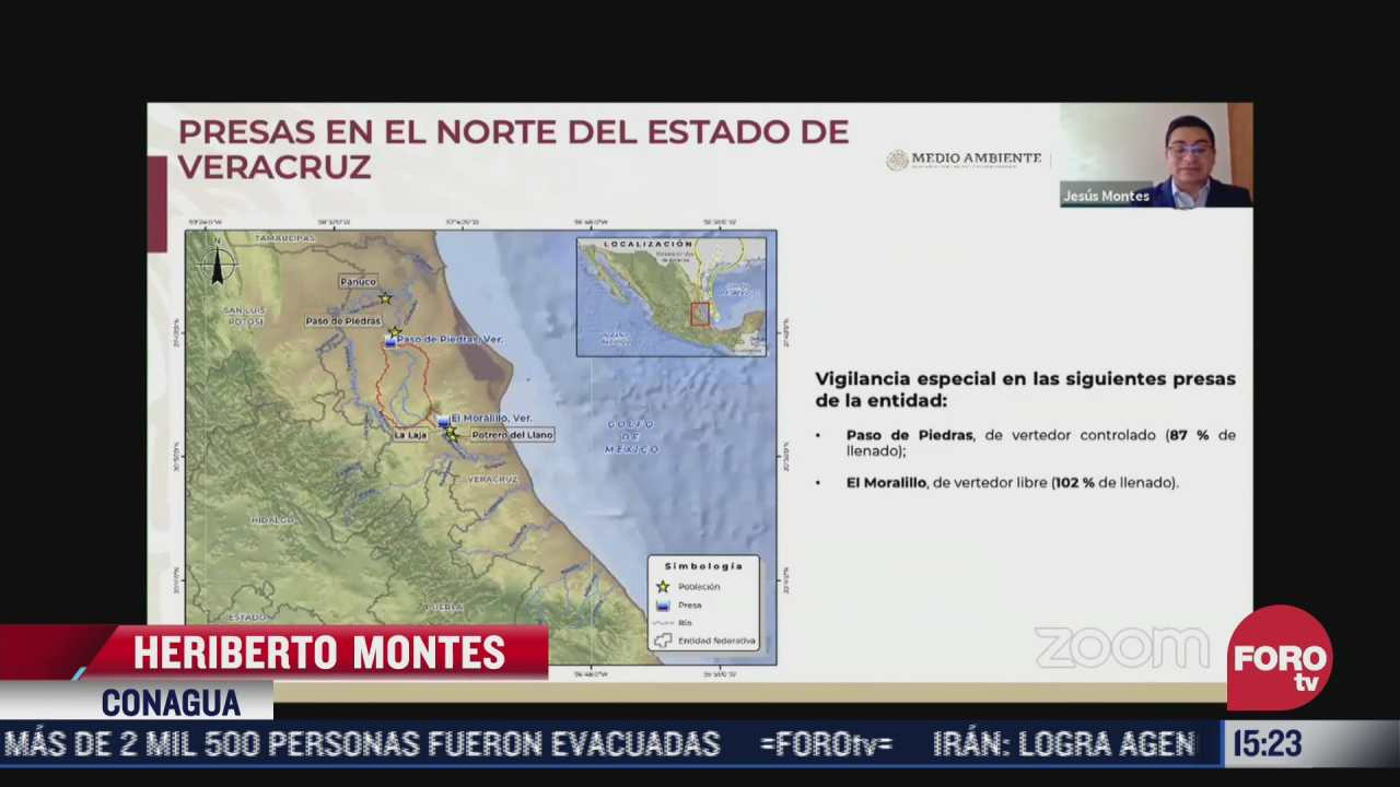 se forma la tormenta tropical nicholas en el golfo de mexico
