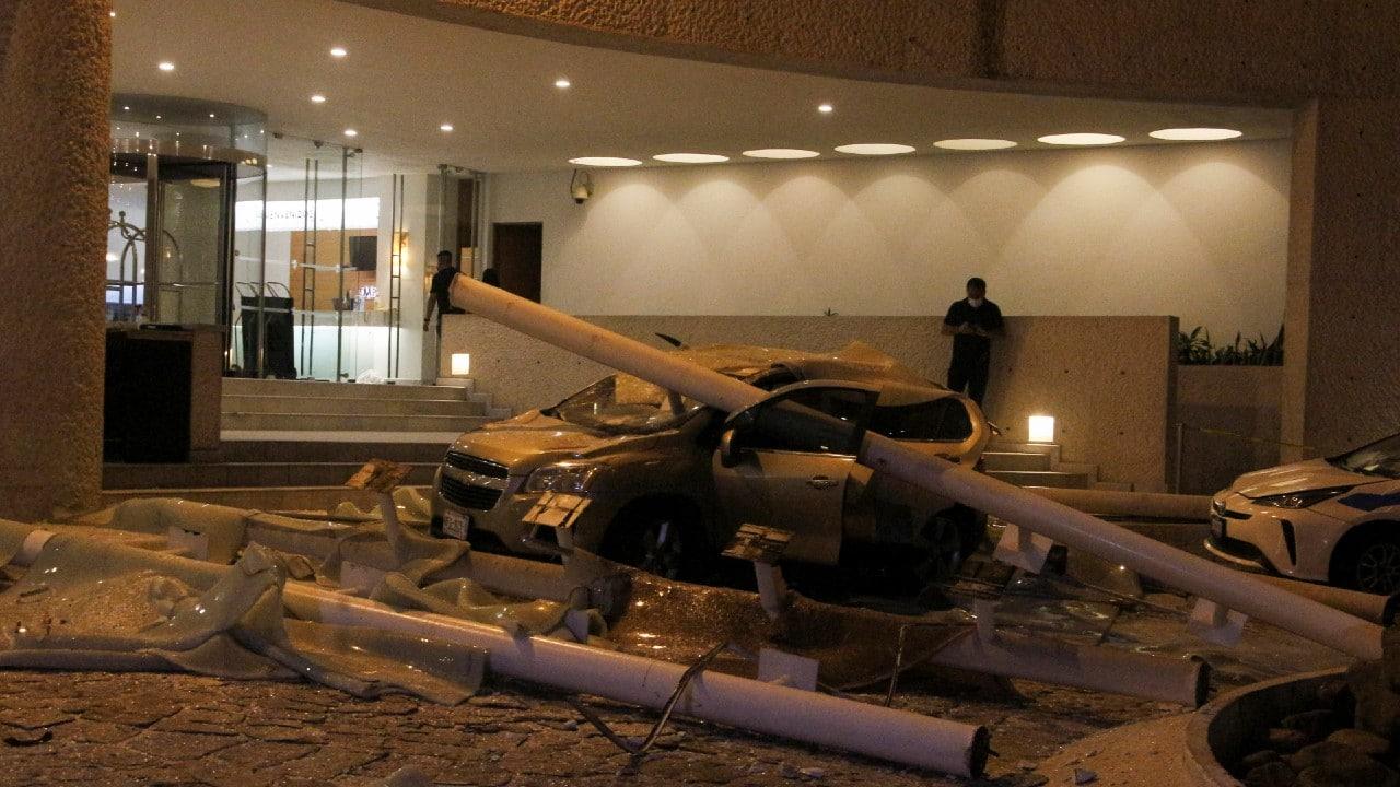 Sismo de magnitud 7.1 con epicentro en Acapulco causa temor en CDMX y varios estados; muere un joven