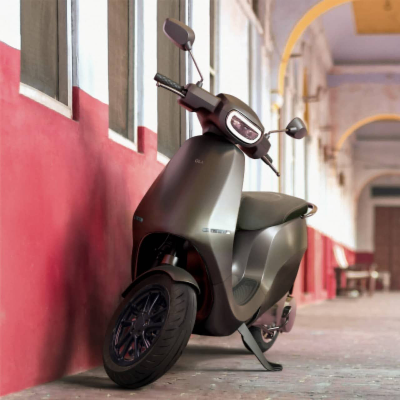 Motocicleta S1 de Ola Electric