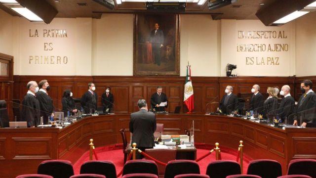 SCJN exhorta al Congreso a legislar en materia de objeción de conciencia