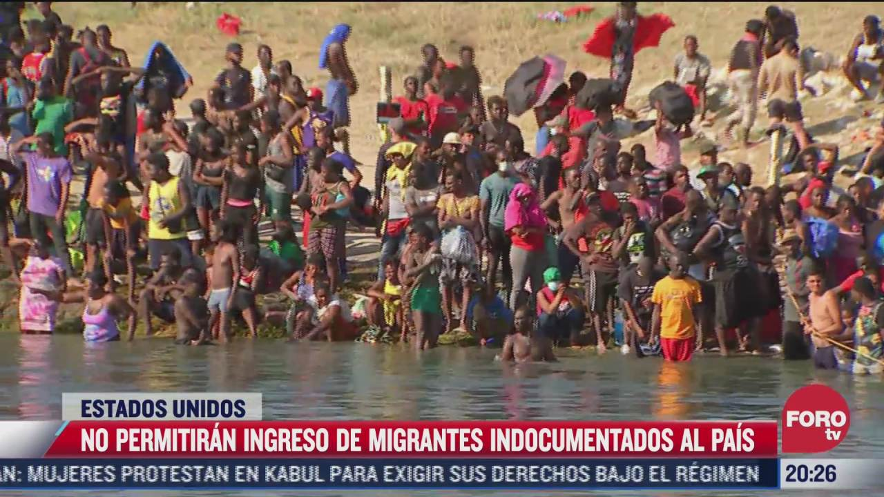texas pide a biden que declare el estado de emergencia por crisis fronteriza