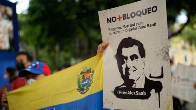 Alex Saab, supuesto testaferro de Maduro, asegura que no tiene 'nada que colaborar' con EEUU