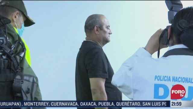 asi fue la detencion de otoniel el poderoso narcotraficante de colombia