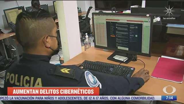 aumentan delitos ciberneticos en mexico