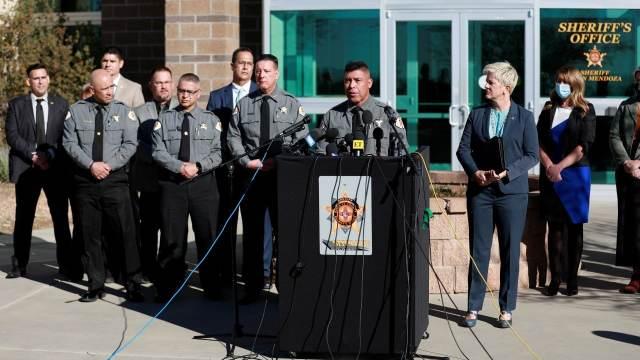 Autoridades ofrecen conferencia de prensa sobre el caso Alec Badwin