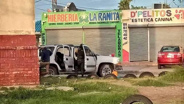 Balaceras y narcobloqueos en Matamoros dejan al menos 5 muertos.