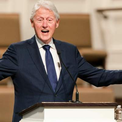 Bill Clinton evoluciona bien y pronto sería dado de alta del hospital
