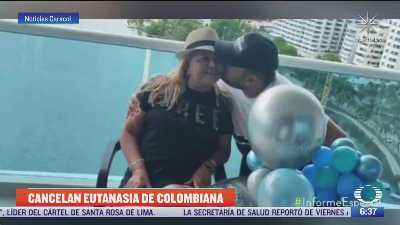 cancelan eutanasia a la colombiana martha sepulveda