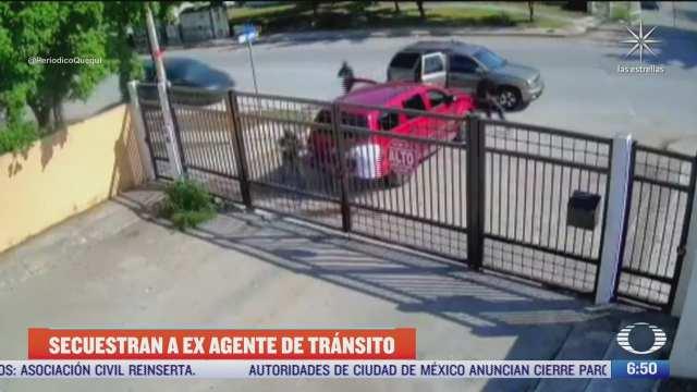 comando armado secuestra a expolicia en cancun quintana roo