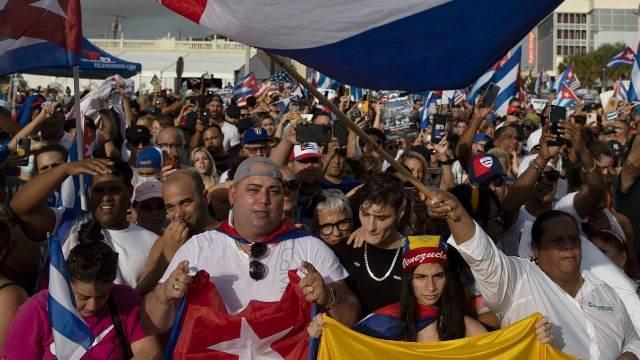 Cuba da 10 años de cárcel a manifestante de las protestas del 11 de julio