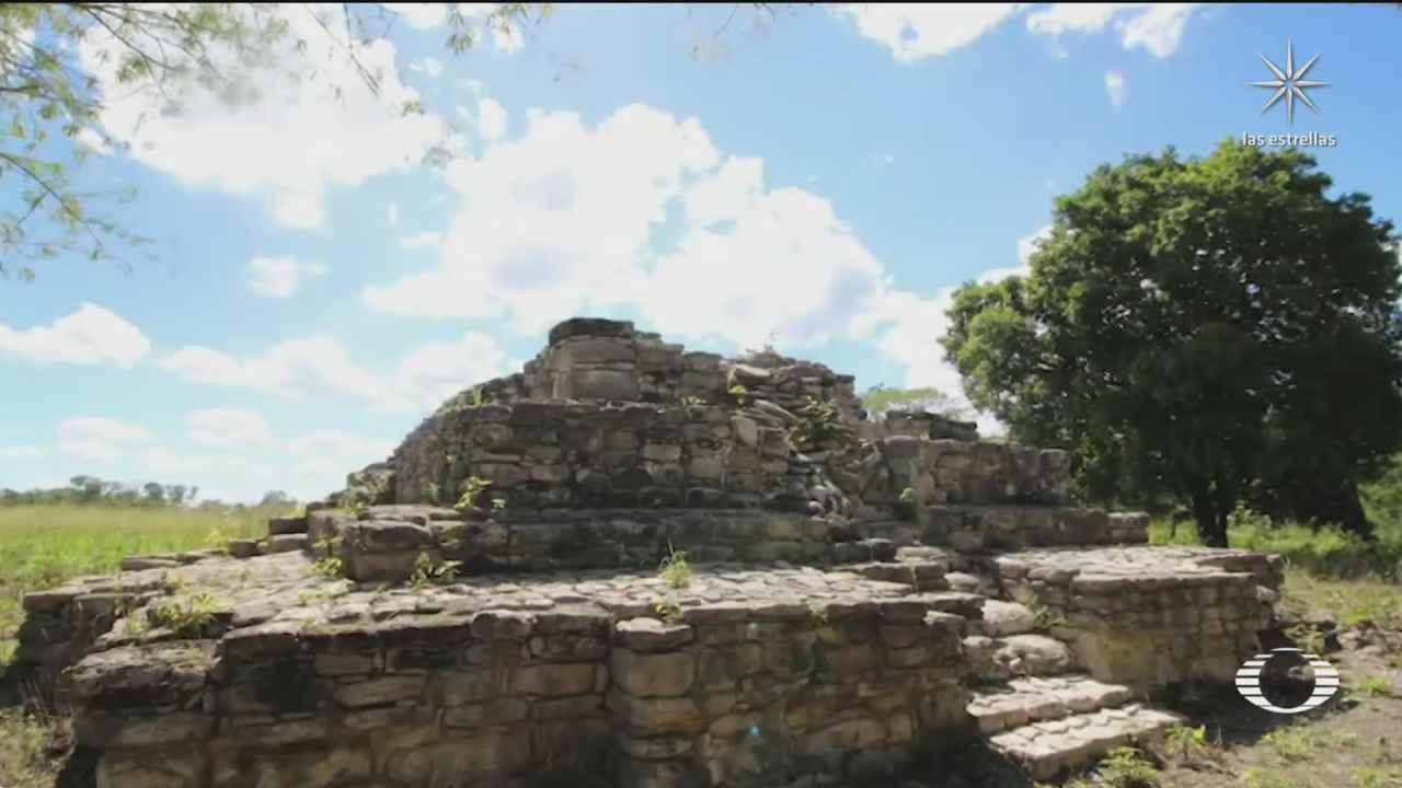 descubren carretera maya de hace 1300 anos en la peninsula de yucatan