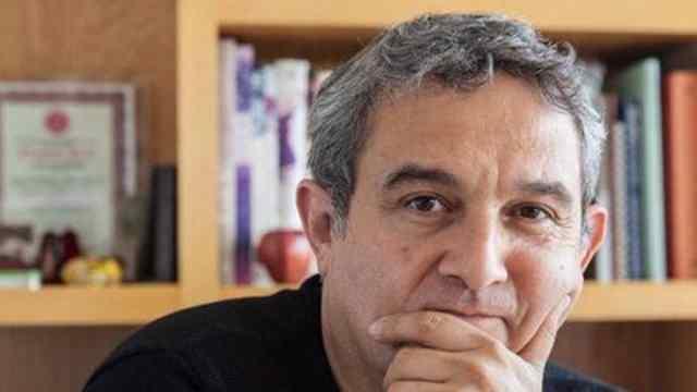 Eduardo Meza, productor ejecutivo de Televisa