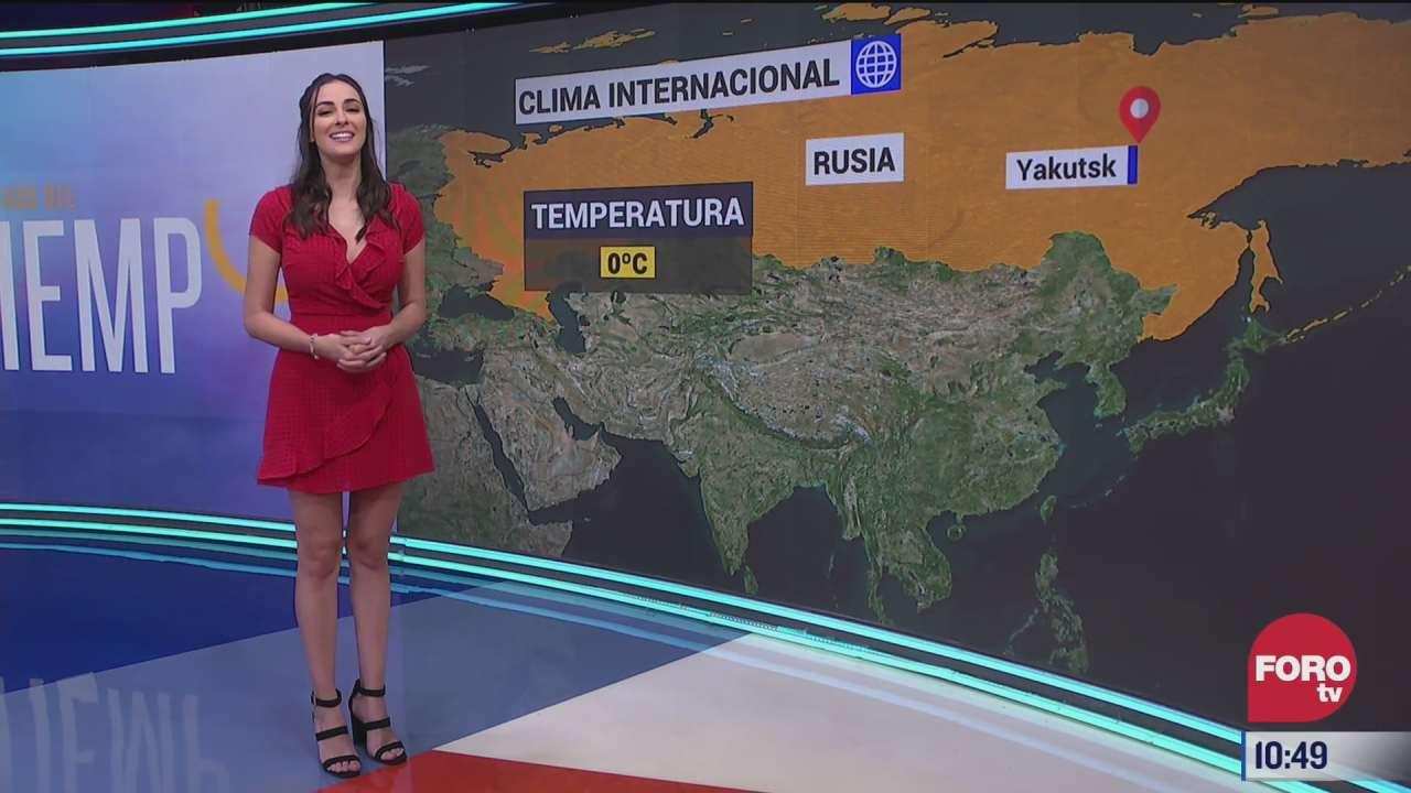 el climaenexpreso internacional del 12 de octubre del