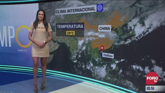 el climaenexpreso internacional del 20 de octubre del