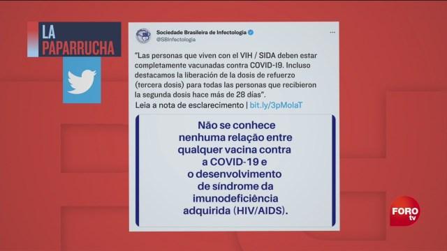 falsos comentarios de bolsonaro sobre vacunacion contra la covid la paparrucha del dia