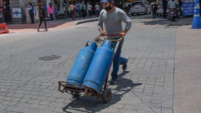 gas lp en México