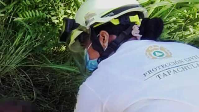 Hallan cuerpos de migrantes haitianas en Suchiate, Chiapas; investigan posible feminicidio