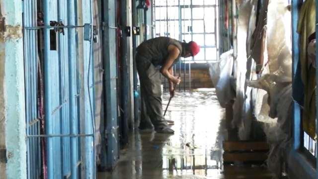 En condiciones inhumanas, así vive la población carcelaria del penal 'La Pila' en SLP