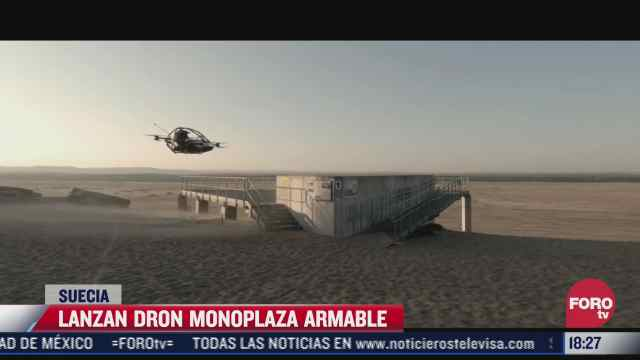 lanzan dron deportivo armable