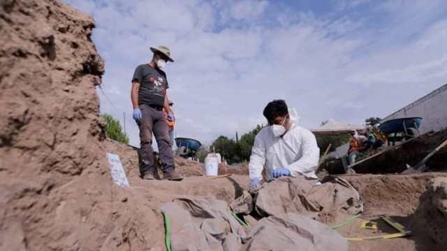 Más de 100 personas desaparecidas han sido identificadas tras exhumaciones masivas de fosas comunes en Coahuila