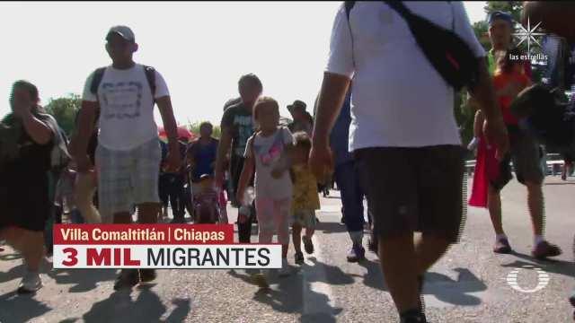 ninos migrantes enferman durante su viaje a cdmx