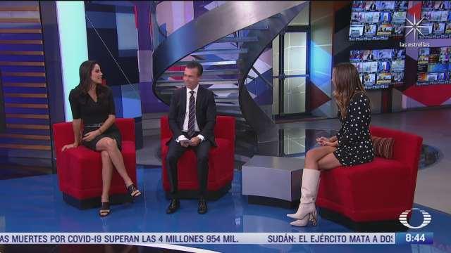paola rojas entrevista a alejandro ramirez magana sobre el festival internacional de cine de morelia