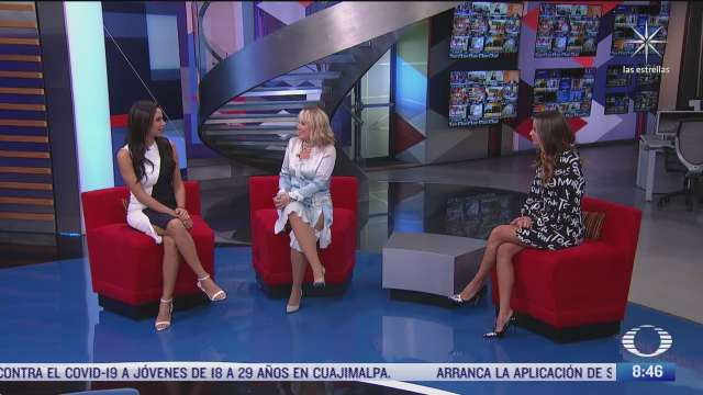 paola rojas entrevista a carla estrada sobre el casting para participar en bioserie de gloria trevi