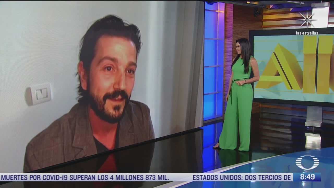 paola rojas entrevista al actor diego luna