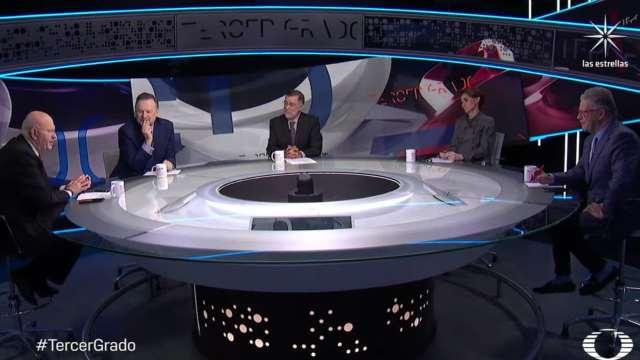 Video: Paquete Fiscal 2022 y revocación de mandato, en Tercer Grado