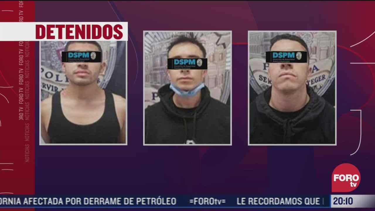 video sujetos toman rehenes en asalto a tienda de conveniencia en chihuahua