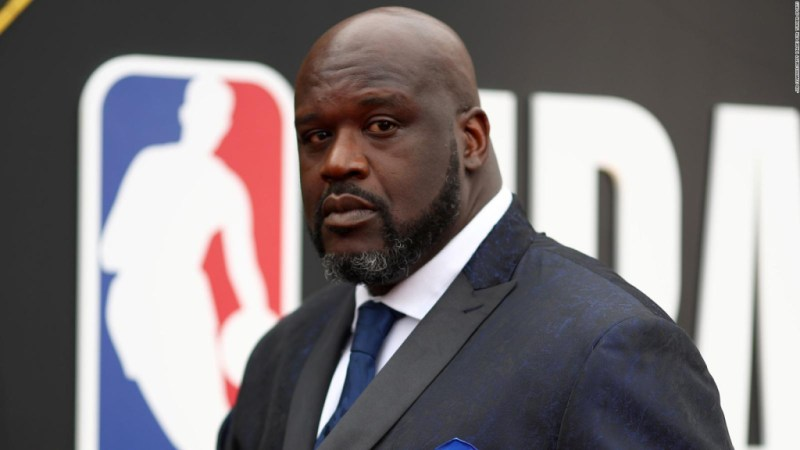 Shaquille O'Neal arremete contra Harden
