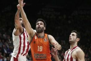 el valencia basket visita el olympiacos