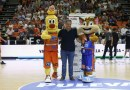 Casual Hoteles animarà el partit del Valencia Basket davant WBC Enisey