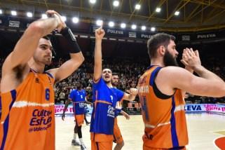 valencia basket agraeix suort aficio
