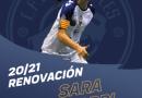 Sara Bayarri renova amb el Bisontes Castellón FSF per a la temporada 2020/2021