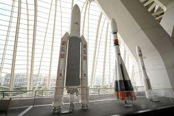 agencia espacial europea ciutat de les arts i les ciencies