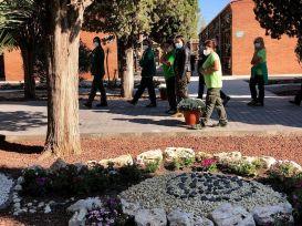 alumnes jardineria cementeri almassora