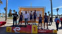 equip de triatlo de la ua