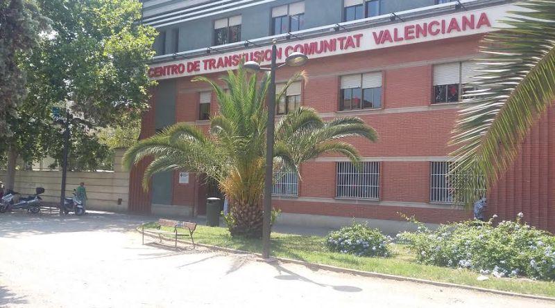 Sanitat licita les obres per reformar els laboratoris de el Centre de Transfusió de la Comunitat Valenciana