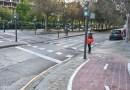 La regidoria de mobilitat sostenible de l'Ajuntament de València projecta l'itinerari ciclista que recorrerà l'avinguda del General Avilés.