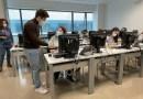 El reforç de 100 rastrejadors contractat per Sanitat inicia la seva activitat a l'Hospital La Fe