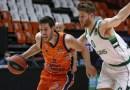 Derrota del Valencia Basket en l'últim segon davant Zalgiris Kaunas (78-79)