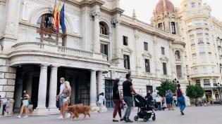 lluita contra el coronavirus a valencia