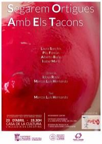 Segarem Ortigues amb els tacons 08.04.21
