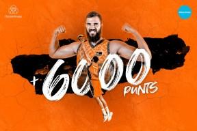 dubljevick 6000 punts valencia basket