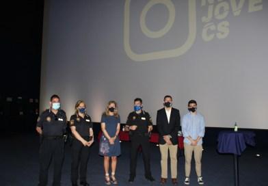 La Policia Local de Castelló premia a 120 estudiants d'ESO en la tercera edició de 'Comunica Jove'